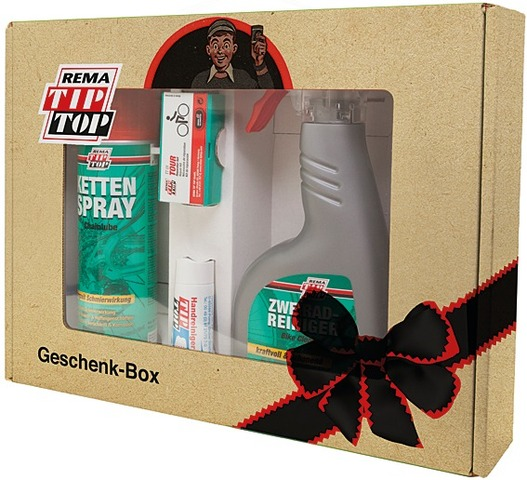 Rema Tip-Top Gift Box 4-Teilig
