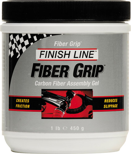 Finish Line Fiber Grip Tube 450 Gramm
