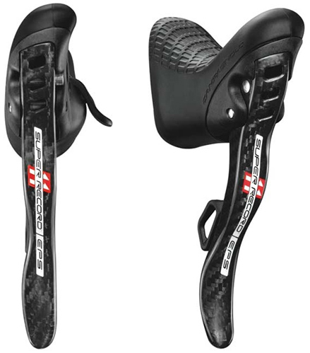 Campagnolo Super Record Eps Carbon Ergopower Hebel