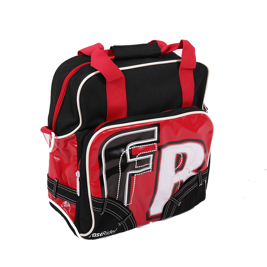 FastRider Fahrradtasche Young City Bag Rot