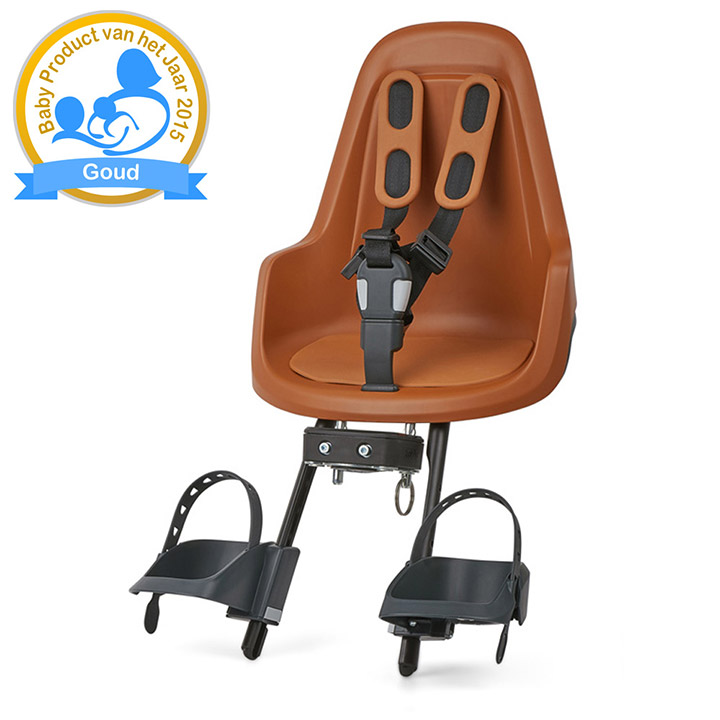 Bobike One Mini Kindersitz Chocolate Brown