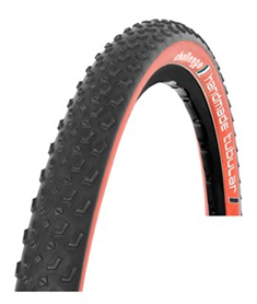 Challenge Tubular Two Team Edition 27.5 x 2.2 Schwarz/Rot