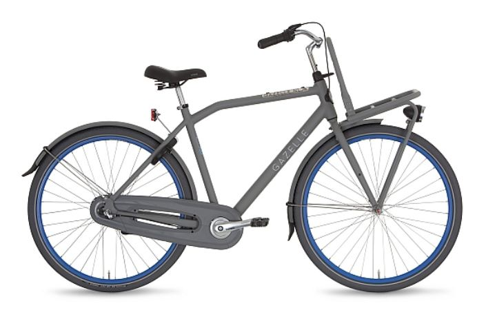 Gazelle Duty Nl Herrenrad Bremsnabe 3 Speed 54Cm Grey