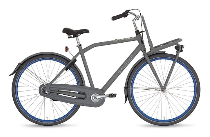 Gazelle Duty Nl Herrenrad Bremsnabe 3 Speed 59Cm Grey 2014