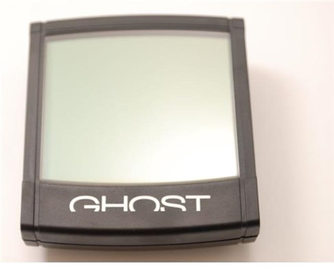 Ghost CU3V2 Display