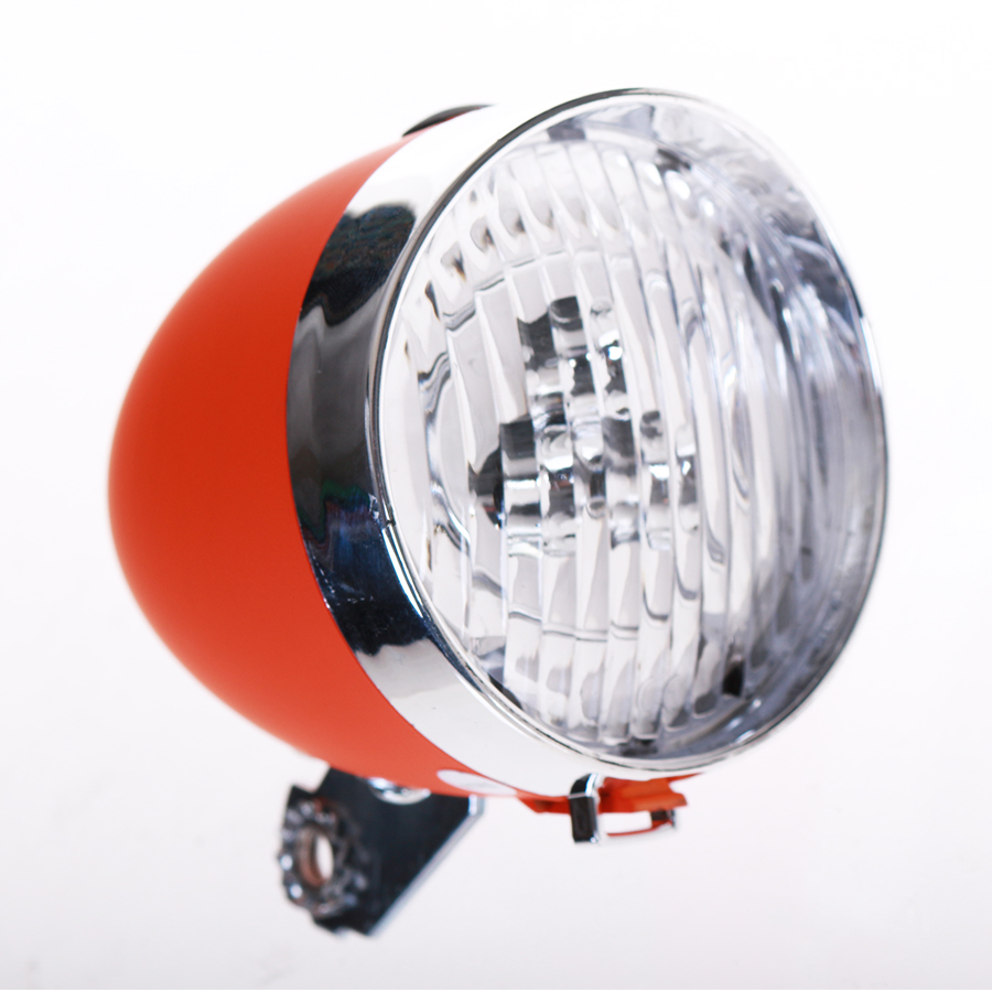 HBS Retro Scheinwerfer Led An/Aus - Orange