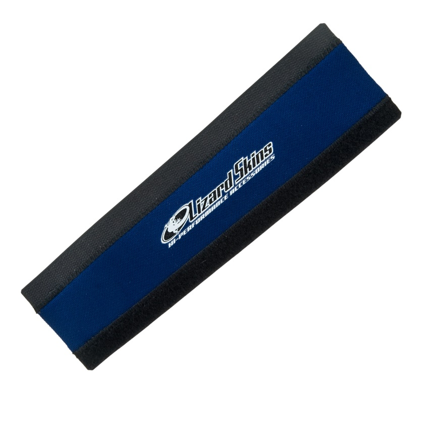 Lizzardskins Chainstay Protector Neopren Large - Blau