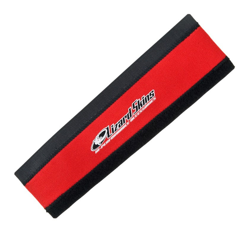 Lizzardskins Chainstay Protector Neopren Small - Rot