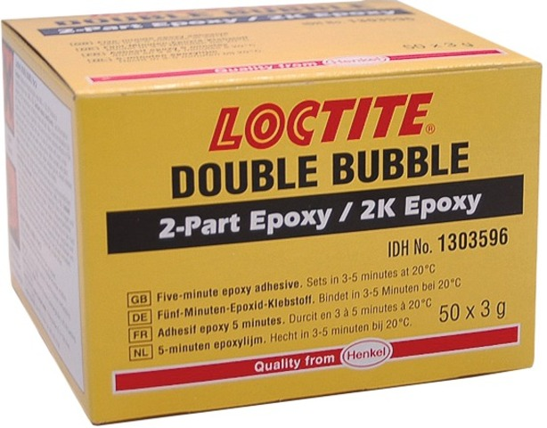 Loctite Kleber Double Bubble - 2 Komponenten Epoxy