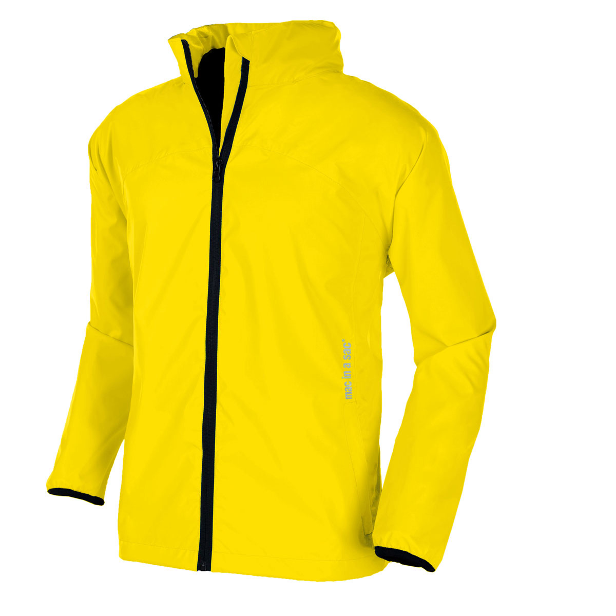 Mac in a Sac Regenjacke - Canary Yellow - L