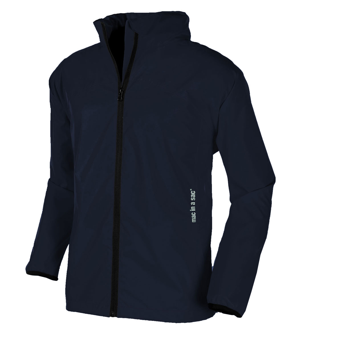 Mac in a Sac Regenjacke - Navy - XS