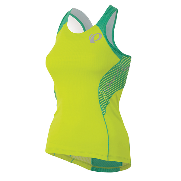 Pearl Izumi Damen Running Top Elite In-R-Cool Tri - Größe M
