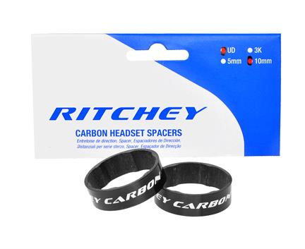 Ritchey Spacer Wcs Ud Carbon 1 1/8 Zoll 10Mm (2)