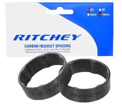 Ritchey Spacerset WCS Carbon 10mm (2)