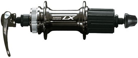 Shimano Hinterradnabe Deore Lx Fh-T675 8/9/10 Speed 32 Speic