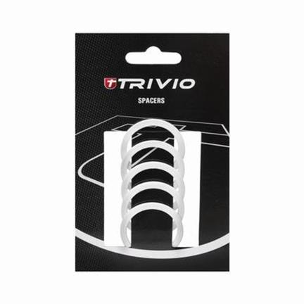 Trivio Spacer 2mm 1 Zoll - Silber (5)