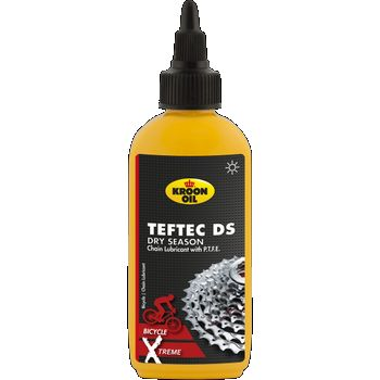Kroon Oil Kettenöl TefTec Dry Season - Flasche 100ml