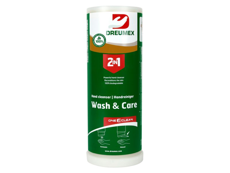 Dreumex Seife Wash And Care 3 Liter Kartusche One 2 Clean