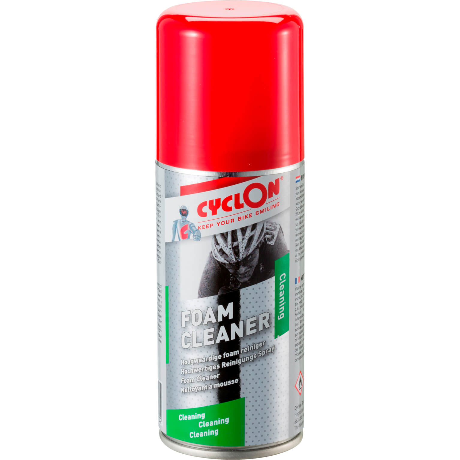 Cyclon Foam Spray - Spraydose 100Ml