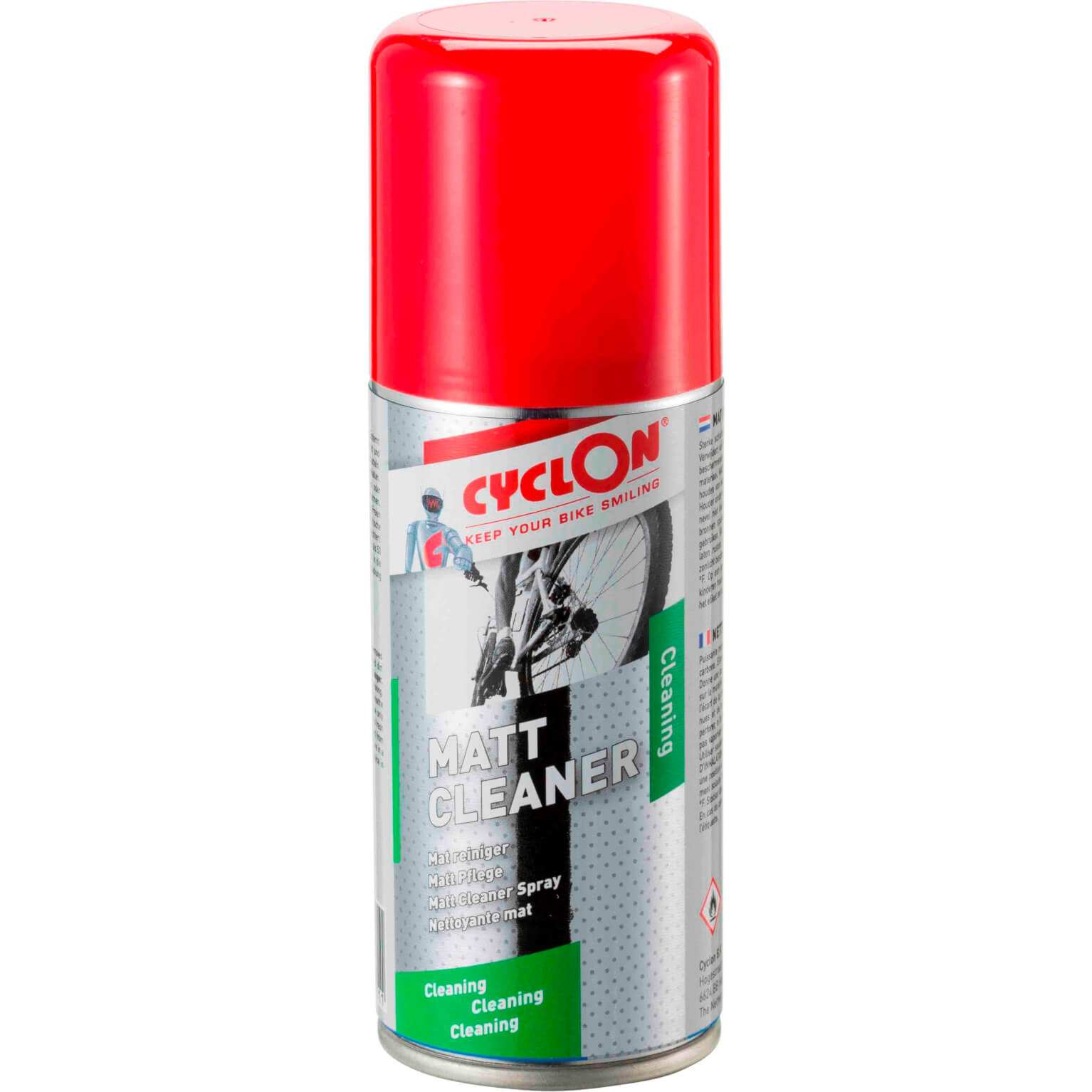 Cyclon Matt Reiniger Spray 100ml
