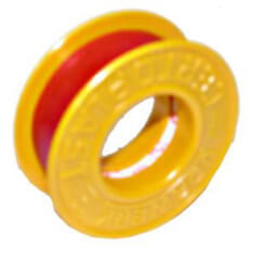 Certoplast Rolle Isolierband Rot