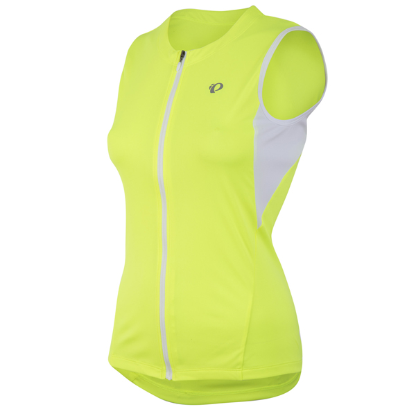 Pearl Izumi Damen Singlet Select Screaming Yellow - Größe XL
