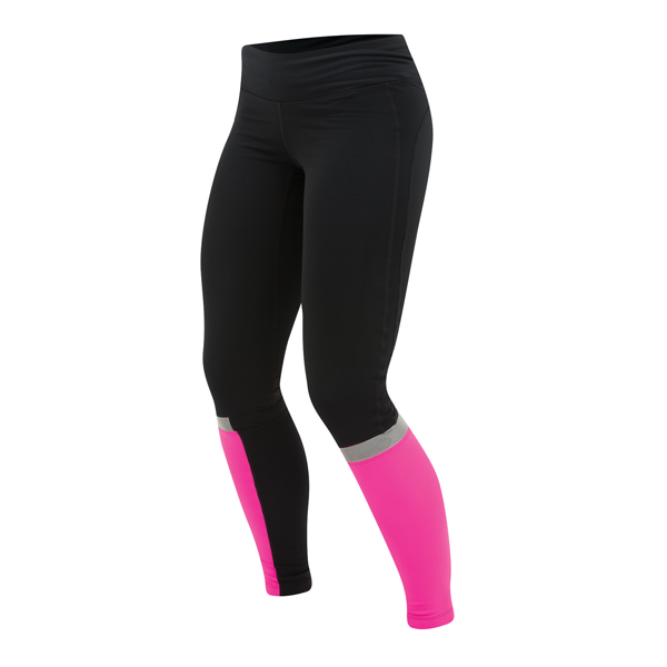 Pearl Izumi Running Hose Fly Thermal Schwarz/Rosa - S