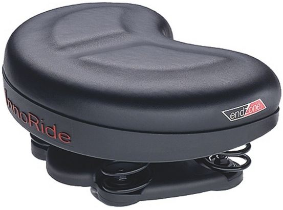 Point Rocksattel Endzone Inno Ride Schwarz